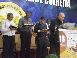 Jubileu de Turquesa 18 anos de Minist�rio Colheita
