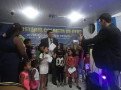 Aniversário do Pastor Marcos