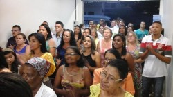 Inaugura��o Colheita Piabet�