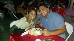 Jantar de Casais!