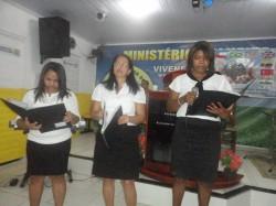 9� Anivers�rio da nossa Congrega��o.