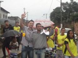 Caminhada Evangelista e Culto de Libertação!