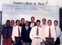 Lembran�as do Minist�rio Colheita