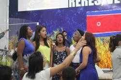 Congresso de Adolescentes - Miss�es