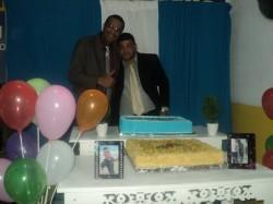 Aniversário do Pastor!
