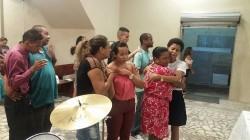 Culto de Santa Ceia em Caxias - 09/03/2017