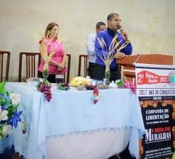 Culto de Santa Ceia em Jardim de Deus - 09/03/2017
