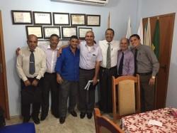 Reunião dos Pastores Dirigentes das Filias