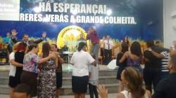 10 Almas aceitaram ao Senhor Jesus como Salvador