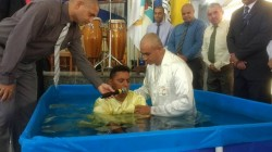 1º Batismo de 2017