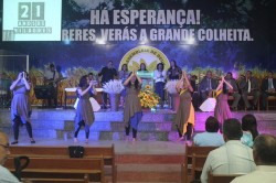 21� Anivers�rio da Colheita de Deus (1� dia)
