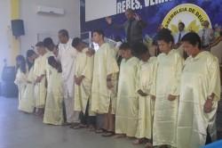 4º Batismo 2017 e Santa Ceia