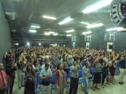 Culto na Batista da Fé