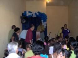 Inaugura��o da Congrega��o de Itabora�