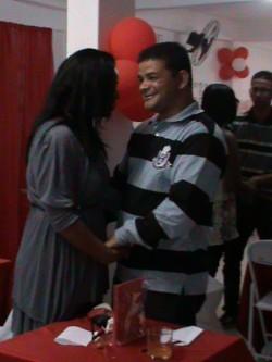 Jantar de casais - Congregação de Itaboraí