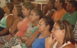 Última Santa Ceia de 2012 e Batismo