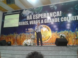 Pré Congresso de Jovens
