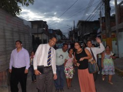 Caminhada Evangelistica