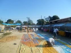 Preparativos para a FESTA DA COLHEITA
