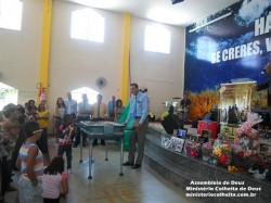 Anivers�rio do Pastor Nelson Santos 2