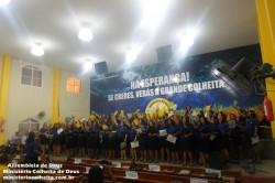 Congresso de Mulheres na Colheita