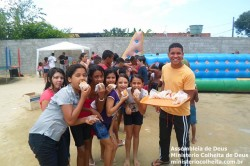 Comemora��o do Dia das Crian�as