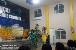 17º Aniversário de Fundação Colheita de Deus 2º Dia