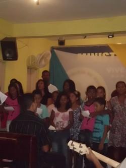 Celebração pelo Aniversário do Pastor Antonio Marcos