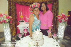 Anivers�rio Miss.� Zenilda Santos