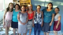Casa da Dc.� Lourdes e S�rgio - Obreiros Enviados Miss.� Zenilda, Dc.� M�nica e Ob.� Marielsa