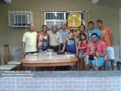 Casa da Isadora e Luizinho - Obreiros Enviados Dc. Carlos e Dc. Valdemar